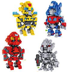 loz 4models / sett byggeklosser transformatorer serien Optimus Prime humle