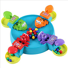 Kinderspielzeug, Spiele, die kleinen grünen Frosch Spiel Spielzeug Baby-Spielzeug