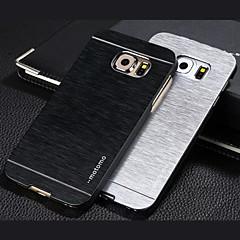 Fitnessraum Aluminium-Legierung zurück Fall für Samsung-Galaxie s6 Rand g9250 (verschiedene Farben)