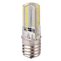 6W E17 Żarówki LED kukurydza T 80 SMD 3014 600 lm Ciepła biel / Zimna biel Ściemniana AC 110-130 V 1 sztuka