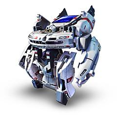 7 en 1 modelo solar recargable flota espacial poder, kit diy educativo, juguete de Navidad