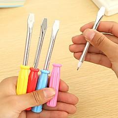 Screwdriver Style BallPoint Pen (Random Color)