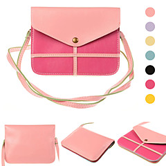 Universal Color Cross Pattern Horizontal Satchel for iPhone 6 6 Plus 4/4S 5/5S 5C (Assorted Colors)