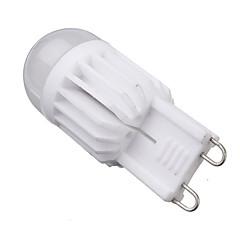 6W G9 LED a pannocchia T 2 COB 540 lm Bianco caldo / Luce fredda Intensità regolabile AC 220-240 / AC 110-130 V 1 pezzo