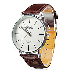 Men's Watch Dress Watch With Simple Design Casual Wrist Watch Cool Watch Unique Watch