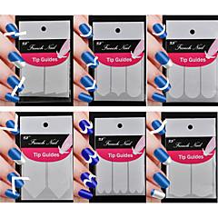 36set strumento nail art modellistica 18 modello differente
