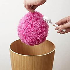mocoro robot microfiber mop bal mini automatische stofzuiger schattige roll bal