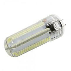 Dimmable G4 10W 152x3014SMD 1000LM 2800-3200K/6000-6500K Warm White/Cool White Light LED Corn Bulb (AC110V/AC220V)