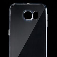 Crystal Clear Super Slim Soft TPU Gel Case For Galaxy S6 Edge G9250