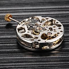 silver automatisch mechanisch uurwerk
