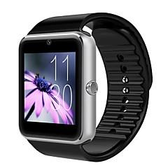 gt08 indossabili bluetooth3.0 intelligente orologio / chiamate in vivavoce / media di controllo di controllo / videocamera / attività