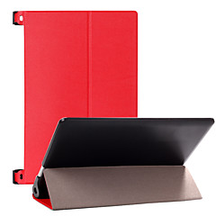 Solid Colors Luxury Leather Slim Smart Full Body Stand Case Cover for Lenovo Yoga 2 1050 (Assorted Colors)