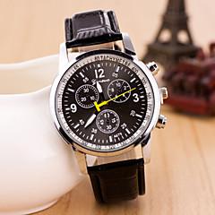 Men's Watches  Six Eyes Three Pin Casual Fashion Quartz Strap Watch Wrist Watch Cool Watch Unique Watch