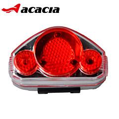 自転車用ライト / 安全ライト / 後部バイク光 - - サイクリング コンパクトデザイン ボタン電池 ルーメン バッテリー サイクリング-アカシア®