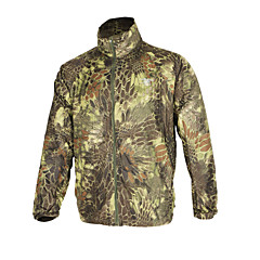 Python Outdoor Hunting Camouflage Skin Coat