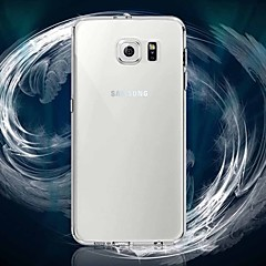 Hyperfine Ultrathin Transparent Soft TPU Case for Samsung Galaxy S6