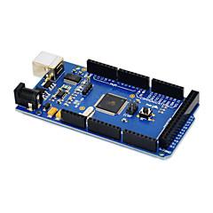 Mega atmega1280-16au microcontrolador funduino1280 avr