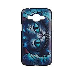 Mert Samsung Galaxy tok tokok Minta Hátlap Case Cica PC mert Samsung J5 J1 Alpha