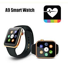 Smart klocka a9 Smartwatch för iphone Android