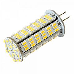 YWXLIGHT® 1 pcs G4 10 W 126 SMD 3014 1020 LM Warm White/Cool White Corn Bulbs AC/DC 12-24V
