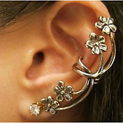 Earring Ear Cuffs Jewelry Women Party / Daily Alloy 1pc