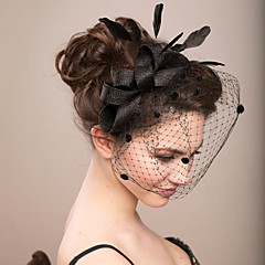 Fascinators ( Blonde ) - Bryllup / Party
