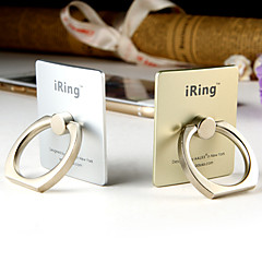 iRing Golden and Silver Metal Kicstand for Samsung(Random Colors)