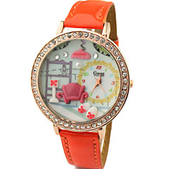 WatchStyle Fashion Handmake Polymer Clay Watch