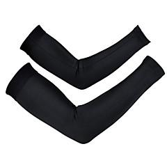 팔 따뜻하게 자전거 통기성 보온 빠른 드라이 자외선 방지 정전기 방지 초경량 재질 공전방지 땀 흡수 기능성 소재 부드러움 남녀 공용 100% 폴리에스터
