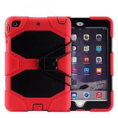 New Three proofing Case shell +Belt Clip Holster For iPad mini 2/3(Assorted Color)