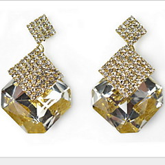 High - grade classical Crystal Earrings