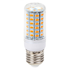 1 pcs E14/G9/E26/E27 15 W 69 SMD 5730 1500 LM Warm White/Cool White B Corn Bulbs AC 220-240/AC 110-130 V