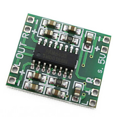 PAM8403 Ultra-Miniature Digital Amplifier Board Class 2 * 3W D 2.5 ~ 5V Power Supply Can Be USB Powered