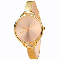 The New Fashion Gold Alloy With a Grid Scale Women's Watches Cool Watches Unique Watches