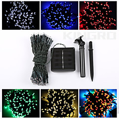 W Verlichtingsslingers lm DC5 12 m 100 leds Warm Wit Wit RGB Rood Geel Blauw Groen