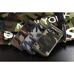 Για Samsung Galaxy Θήκη Ανθεκτική σε πτώσεις tok Πίσω Κάλυμμα tok Καμουφλάζ PC Samsung J1 / Grand Prime / E7 / E5 / Core Prime