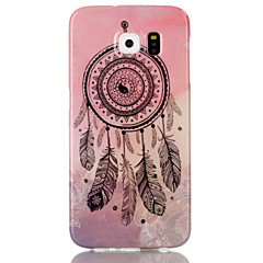 Dreamcatcher  Pattern TPU Soft Case for Galaxy S6/Galaxy S6 edge/Galaxy S4/Galaxy S5/Galaxy S3