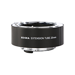 KOOKA KK-P25 AF (25mm) Extension Tube Set for Pentax  DSLR and K-01 Cameras
