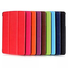 8 inch triple vouwpatroon hoge kwaliteit pu leer voor LG g pad 2 8,0 v498 / g pad f 8.0 (verschillende kleuren)