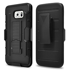 Armor Hybrid Heavy Duty 3 in 1 Combo Triple Full Stand Cover Case For Galaxy S6 Edge Plus/S6 Active/S6 Edge/S6/S5/S4