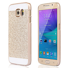 Bling Plastic Shinning Case Glitter Hard PC Back Protective Cover For Samsung Galaxy S6 Edge Plus/S6 Edge/S6/S5/S4/S3
