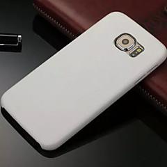 couro padrão de seda pu couro macio para Samsung Galaxy S6 (cores sortidas)