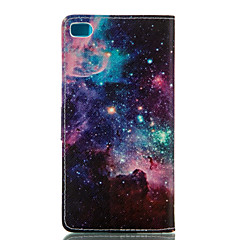 Mert Huawei tok / P9 / P9 Lite / P8 / P8 Lite Pénztárca / Kártyatartó / Állvánnyal Case Teljes védelem Case Other Kemény Műbőr Huawei