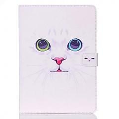 fehér macska mintás patthelyzet védőtok ipad levegő 2