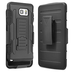 Armor Hybrid Heavy Duty 3 in 1 Combo Triple Full Stand Cover Case For GALAXY Note7 Note5 Note4 Note3 Note2