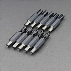 connecteurs d'alimentation continue l0525a de 2,1 mm (10 pièces pack)