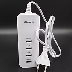 4Port Usb Home Charger for iPhone 6/6S 6Plus/6SPlus iPad2/3/4/Mini Samsung and Others