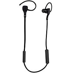 høj kvalitet trådløse bluetooth hovedtelefoner stereo sport øretelefon øresnegl med mikrofon til iPhone 6plus