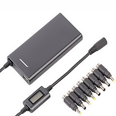 LVSUN® 5-24V 4A 15mm Ultra slim Universal Laptop Charger/AC Power Adapter
