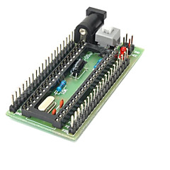 serien MCU minimum systemudvikling board - sort + grøn
